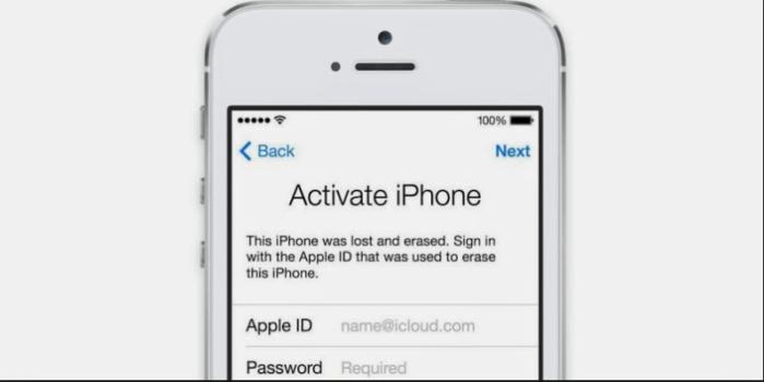 attivazione iPhone 7