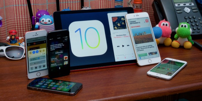 iOS 10.1.1 aggiornamento iPhone, iPad, iPod Touch
