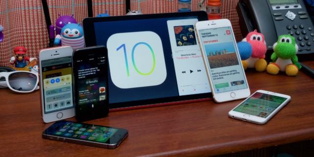 iOS 10.1.1 aggiornamento iPhone, iPad, iPod Touch