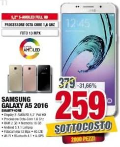 galaxy-a5-sottocosto