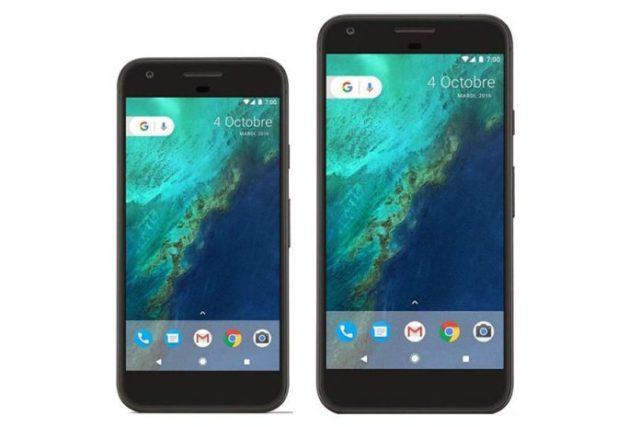Google Pixel e Pixel XL recensione