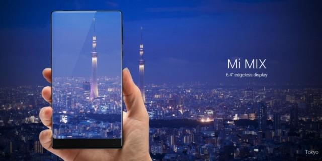 Xiaomi MI Mix ufficiale