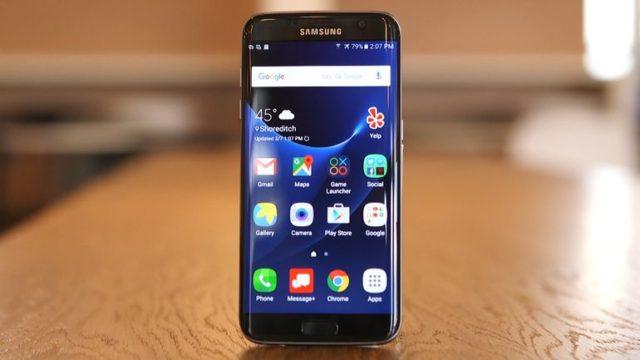 Galaxy S7 Edge Vodafone aggiornamento