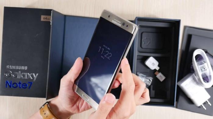Galaxy Note 7 clone