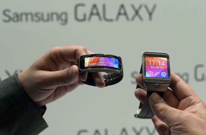 Samsung Gear iPhone