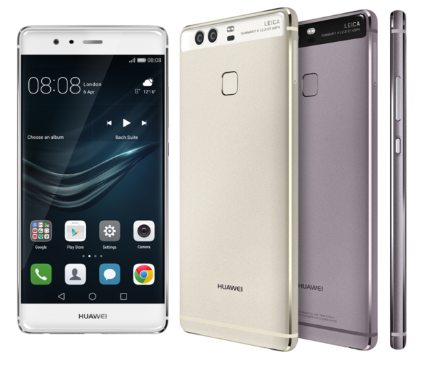 Huawei P9 aggiornamento e prezzo
