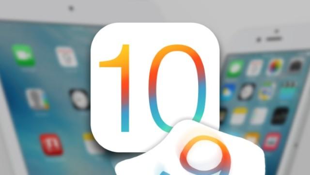 iOS 10 aggiornamento supera iOS 9