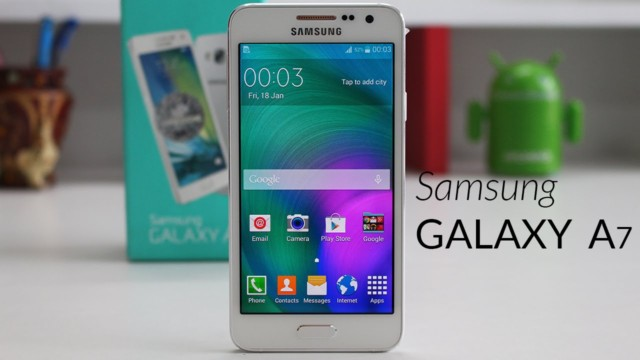 Galaxy A7 aggiornamento settembre 2016