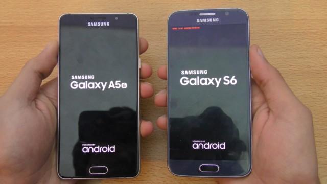 Galaxy S6 e Galaxy A5 2016 sottocosto