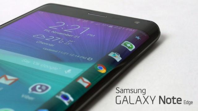 Galaxy Note Edge aggiornamento