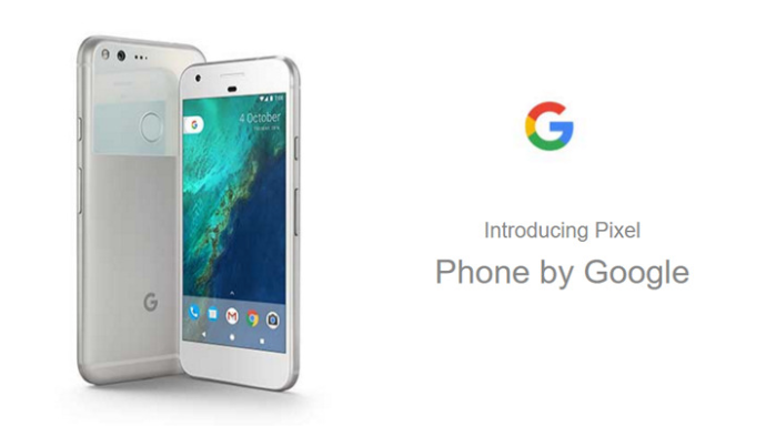 Google Pixel e Pixel XL: nuovo render rivela 4 colorazioni