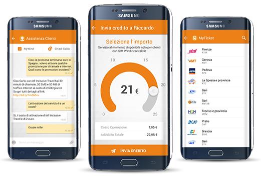 Wind nuova App regala GB traffico dati 4G