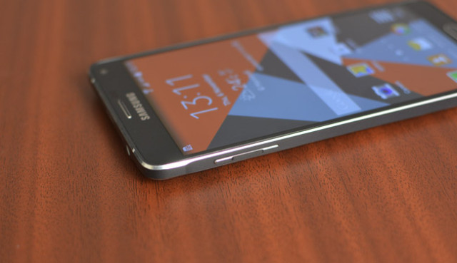 Galaxy Note 4 messaggio errore Samsung