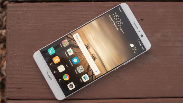 Huawei Mate 9 aggiornamento