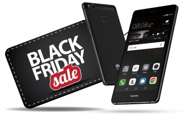 Huawei P9 Lite black friday
