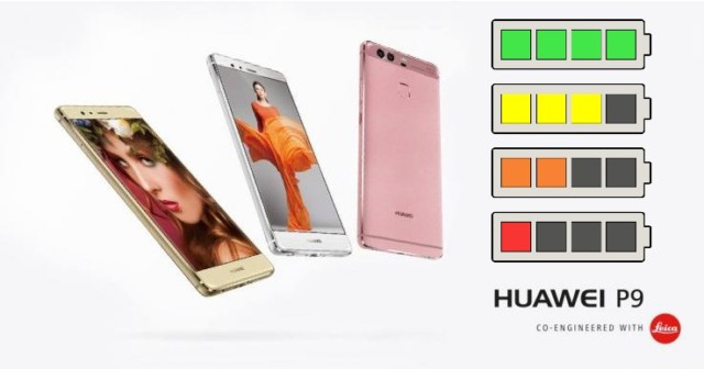 Huawei P9 autonomia batteria e prezzo
