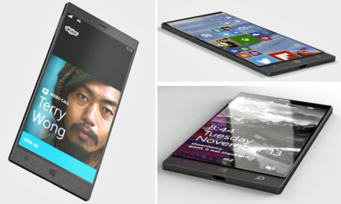 Microsoft Surface Phone: immagini ufficiose?