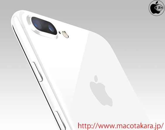 iPhone 7 Jet White: rumors e prezzo