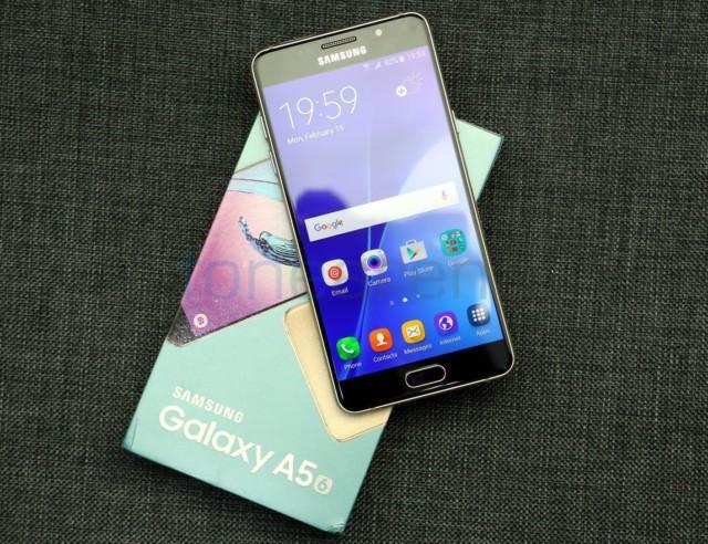 Galaxy A5 2016 aggiornamento firmware