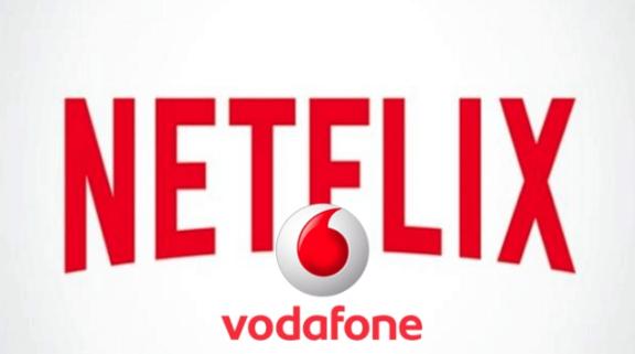 Vodafone per Netflix è il più veloce in Italia