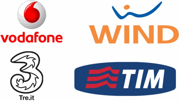 Vodafone VS TIM VS Wind VS 3 Italia nel 4G