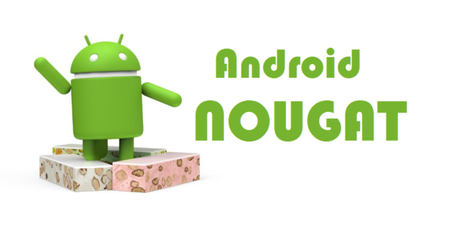 Android Nougat quote mercato