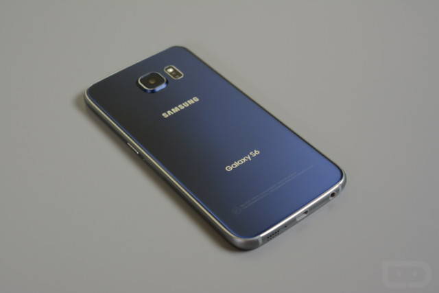 Galaxy S6 Android Nougat
