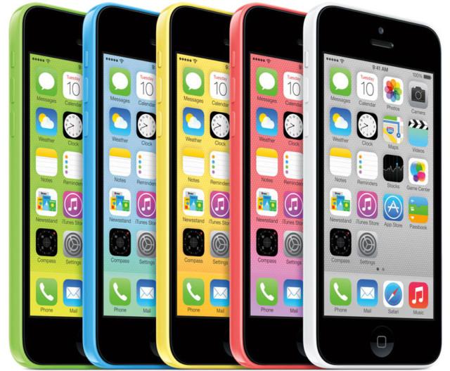 iPhone 5C prezzo sottocosto