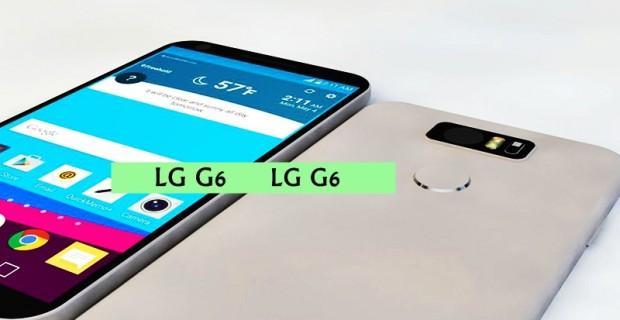 LG G6 rumors: batteria rimovibile