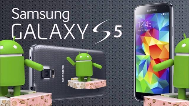 Galaxy S5, LG G3 Android Nougat