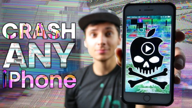 IPhone, occhio al video che lo manda in tilt!