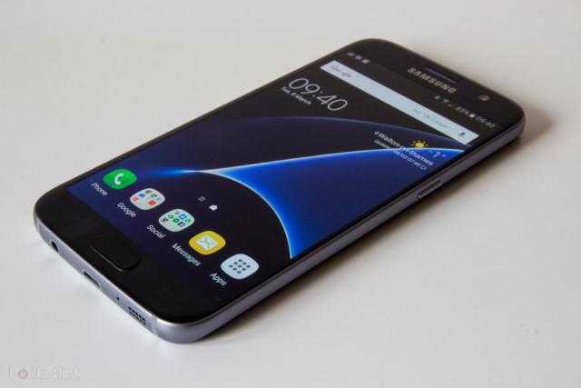 Galaxy S7 aggiornamento novembre 2016