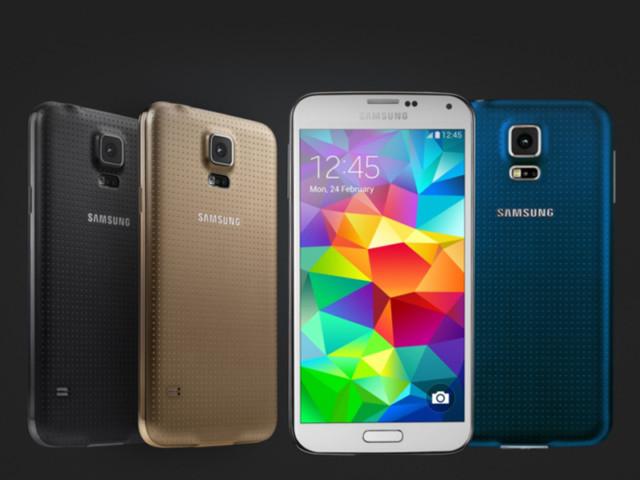 Galaxy S5 aggiornamento firmware novembre 2016