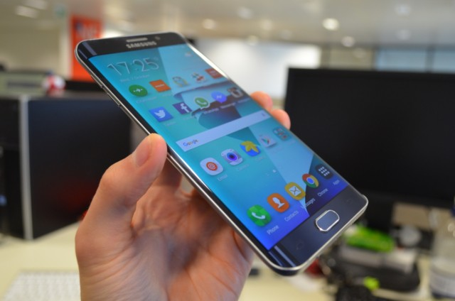 Galaxy S6 Edge Plus Wind