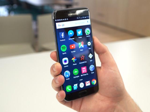Galaxy S7 Edge nuovo aggiornamento
