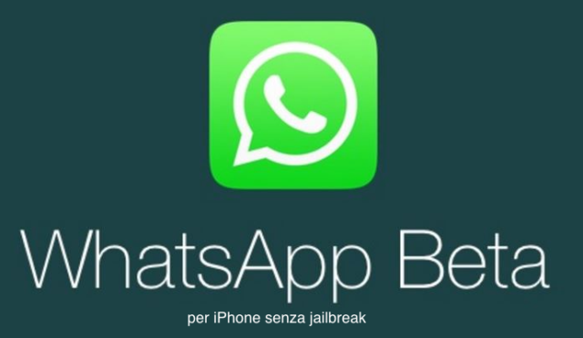 WhatsApp beta senza jailbreak