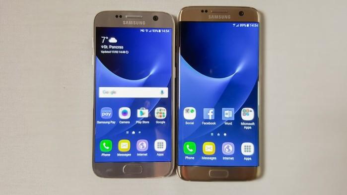 Galaxy S7 e S7 Edge aggiornamento Android Nougat