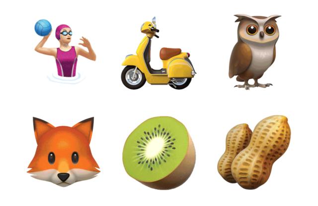 iOS 10.2 Nuove Emoji