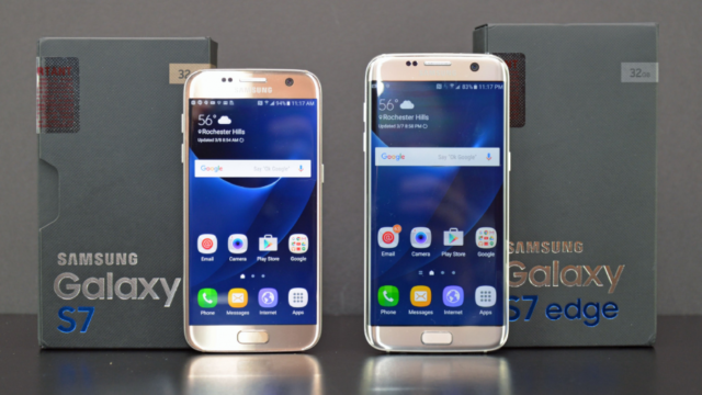 Galaxy S7 e S7 Edge Nougat