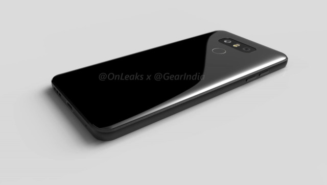 LG G6 immagini render e video