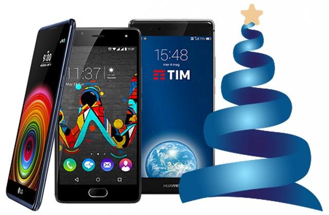 Galaxy S6, LG G5 natale TIM