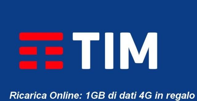 Tim ricarica online