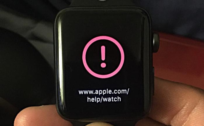 Apple Watch: ritirato WatchOS 3.1.1