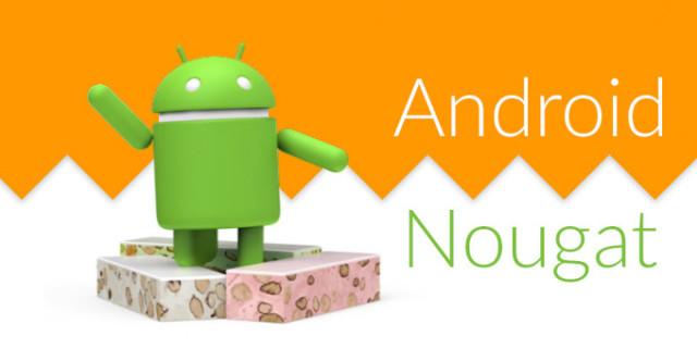 Android Nougat 7.1 su Lumia 520