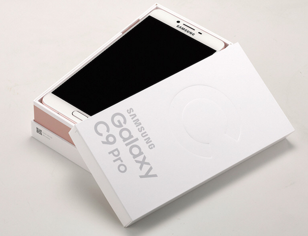 Galaxy C9 Pro internazionale