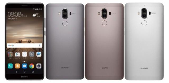 Huawei Mate 9 recensione prezzo