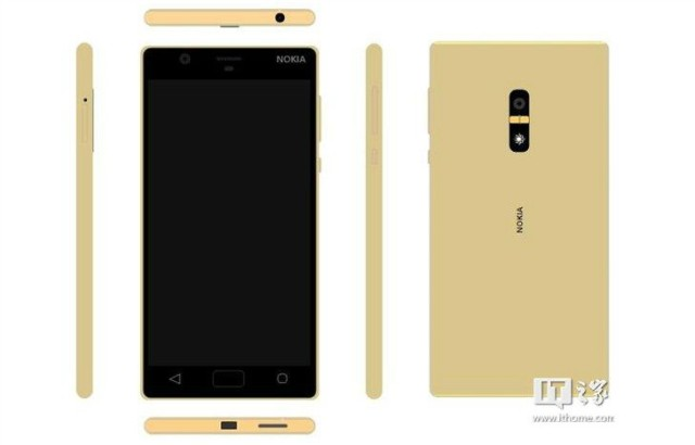 Nokia D1C il nuovo smartphone Android
