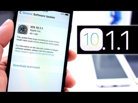 iPhone 7, iPhone 6S : problemi iOS 10.1.1 e prezzo sottocosto