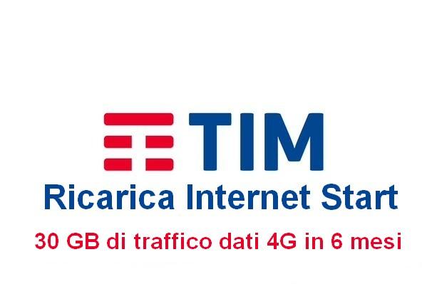 TIM Ricarica Internet Start