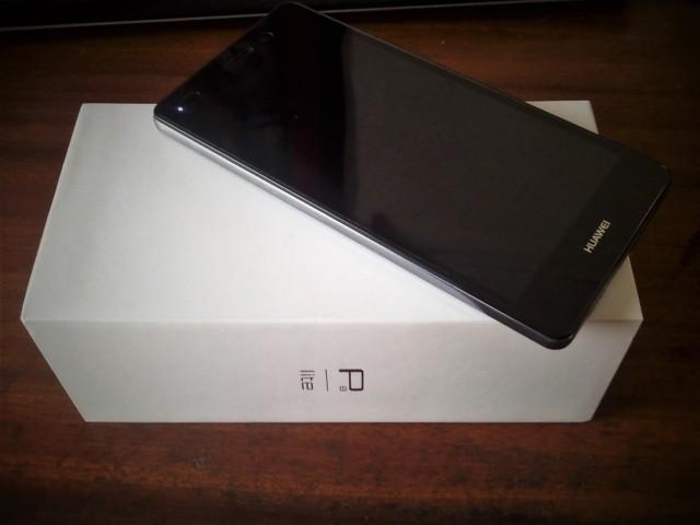 Huawei P8 Lite aggiornamento firmware